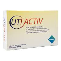 UTIACTIV INTEGRAT 36CPS 340MG