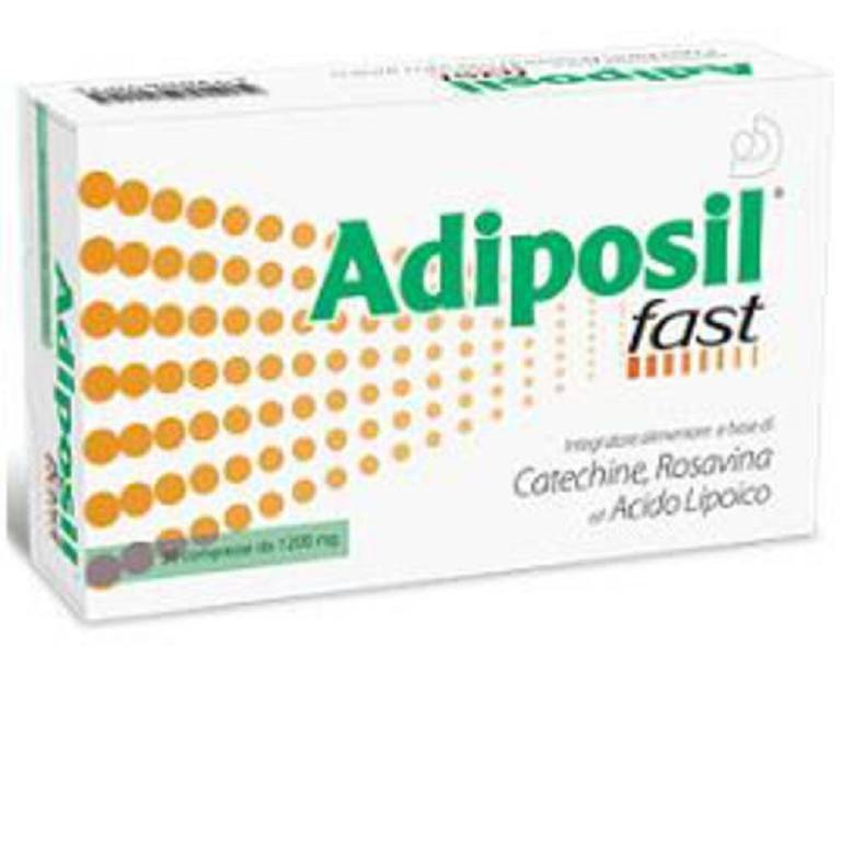 ADIPOSIL FAST 30CPS