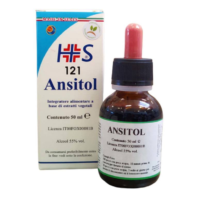 ANSITOL LIQUIDO 50ML