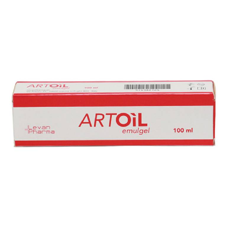 ARTOIL EMULGEL 100ML