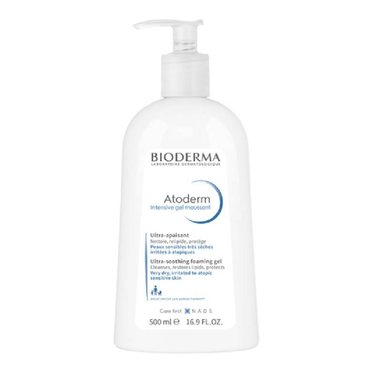 ATODERM INTEN GEL MOUSS 500ML