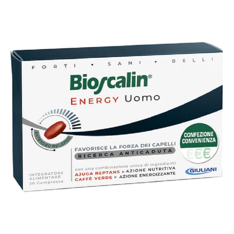 BIOSCALIN ENERGY 30CPR