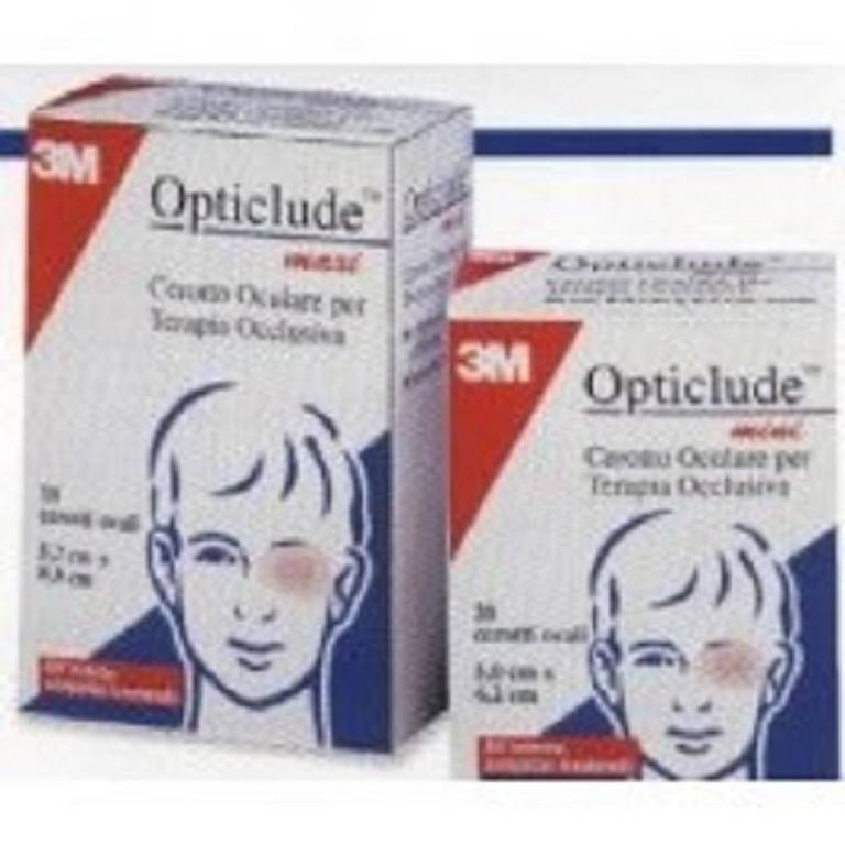 CER OCUL OPTICLUDE AD 20PZ
