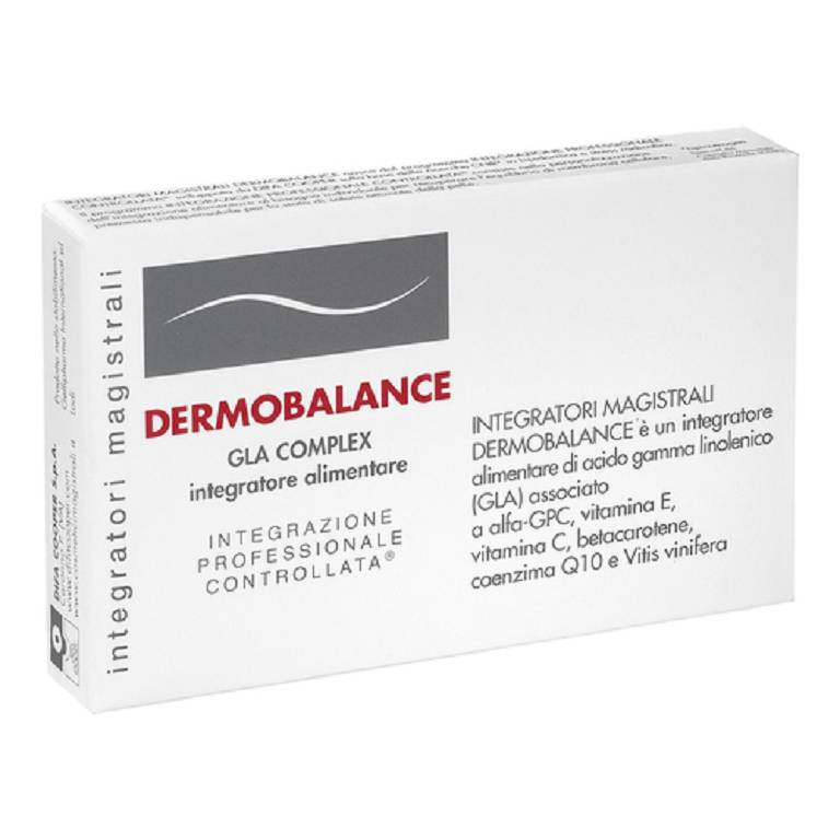 DERMOBALANCE INTEGR MAG 20CPS