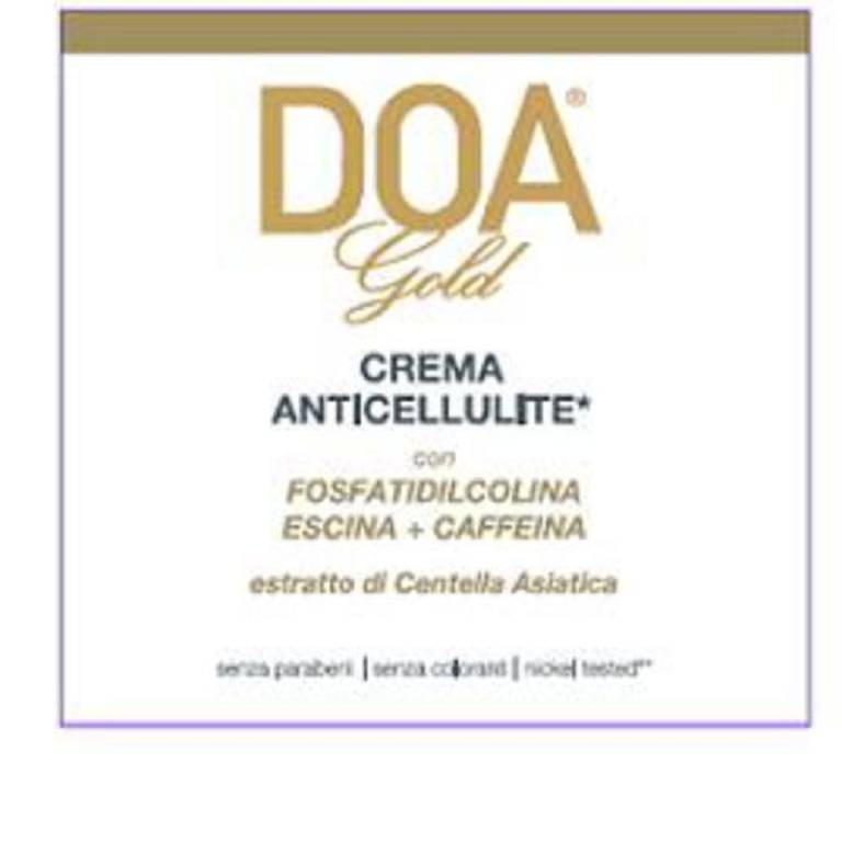 DOA GOLD CR A-CELLULITE 200ML