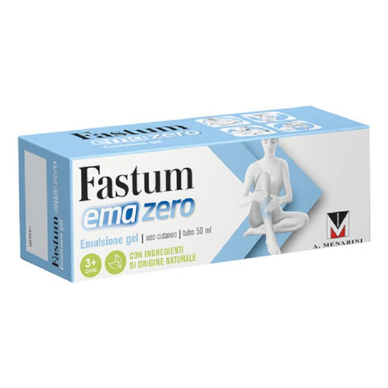 FASTUM EMAZERO EMULS GEL 50ML