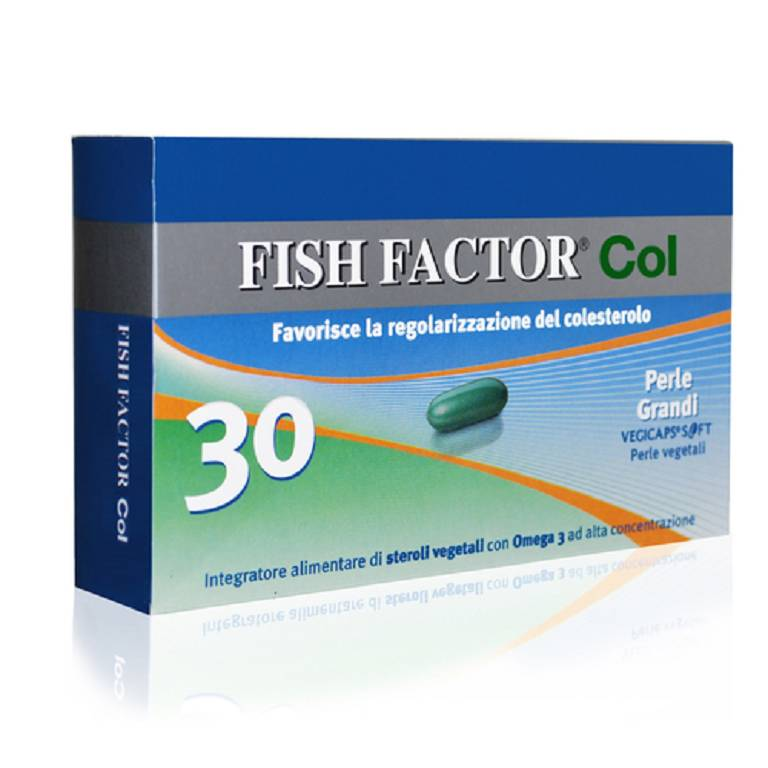 FISH FACTOR COL 30CPS
