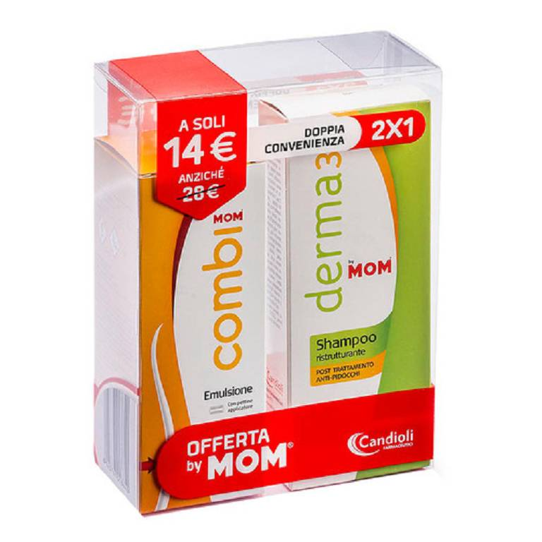 MOM BIPACK TERAPIA 250ML+100G